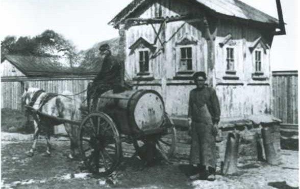 Царство Костромских ретирад