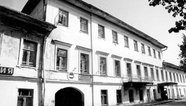 «Постоялый дом» Колодкиных в Костроме