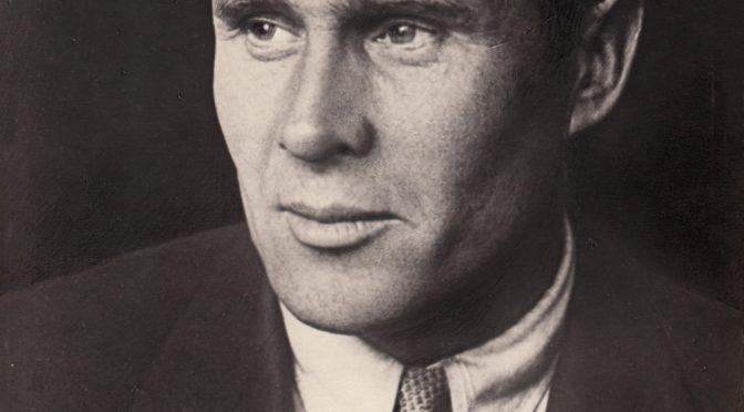 Чернышов Виктор Николаевич (1900-1937)