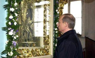 В Богоявленско-Анастасиином женском монастыре